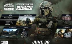 Warzone Season 4 Reloaded website