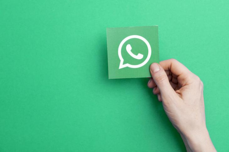 WhatsApp shutterstock website