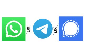 WhatsApp vs Telegram vs Signal: A Detailed Comparison