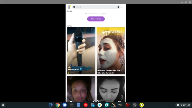 Other Ways to Use Snapchat on PC