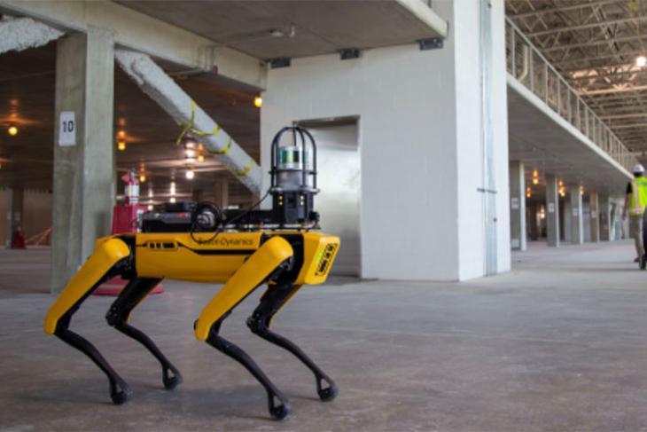 boston dynamics spot robot on sale