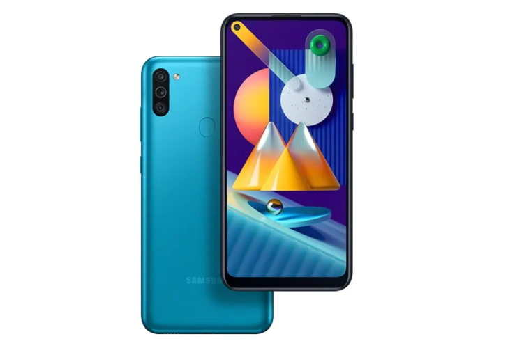 Samsung launches affordable Galaxy M11, M01 smartphones in India