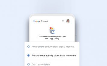 google privacy upgrade new
