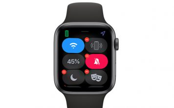 how to add remove control center toggles watchos 7