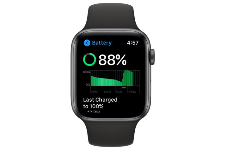 how to check apple watch battery health watchos 7 featured
