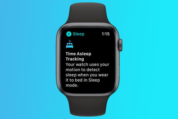 how to enable sleep tracking in watchos 7 featured