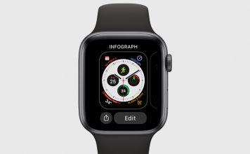 how to share apple watch faces watchos 7