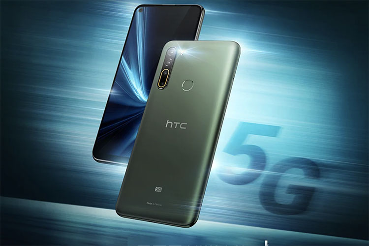 HTC Officially Unveils The U20 5G and Desire 20 Pro