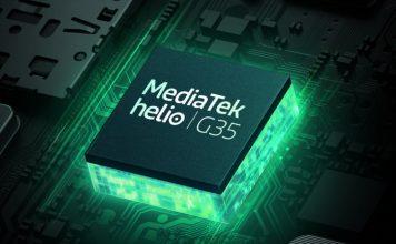 mediatek helio g35 announced