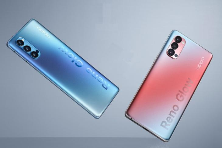 oppo reno4 and reno4 pro launched in china