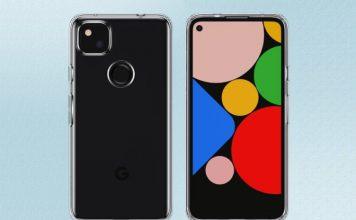 pixel 4a case render