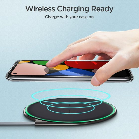 pixel 4a wireless charging support