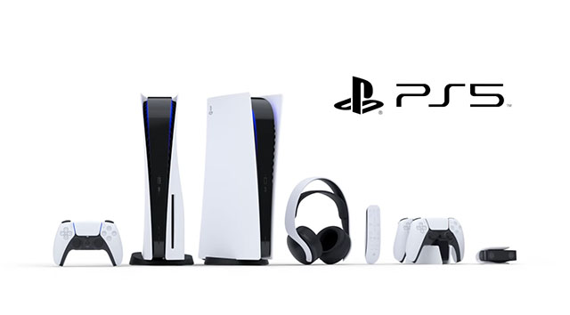 Sony Just Revealed the PlayStation 5 Design