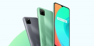 realme c11 launched