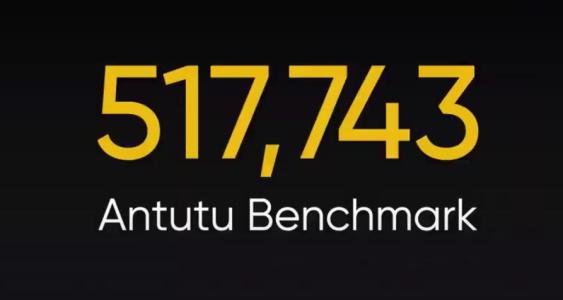 realme x3 antutu benchmark score