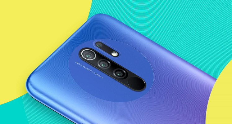 Redmi 9 Prime Launched with Helio G80 SoC, 18W Fast-Charging in India; Starts at Rs. 9,999