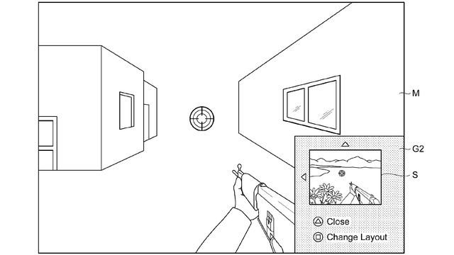 sony ps5 patent image