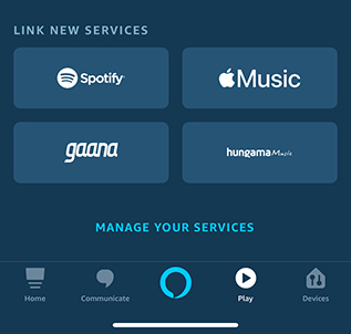 Spotify Now Available on Amazon Echo Devices in India