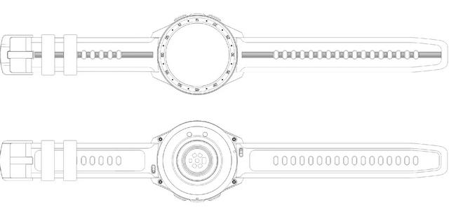 vivo watch patent