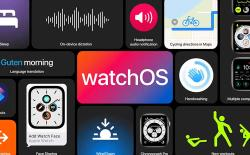 watchos 7 announced featured