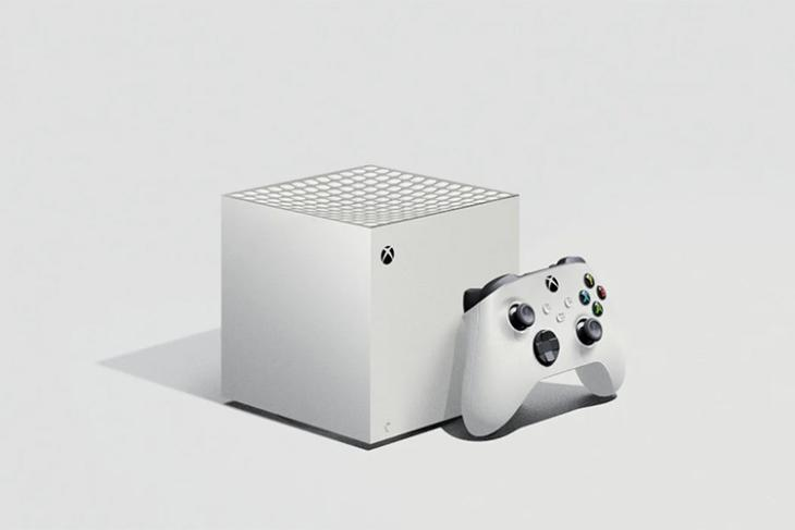 xbox series s render