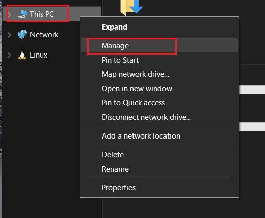 Windows 10 Password Expired