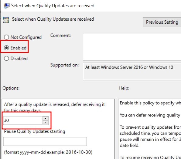 How to Bring Back Pause Update on Windows 10 (Up to 365 Days)