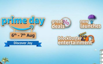 Amazon Prime Day 2020 Sale on August 6, 7 in India