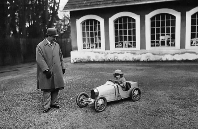 Bugatti EV 1