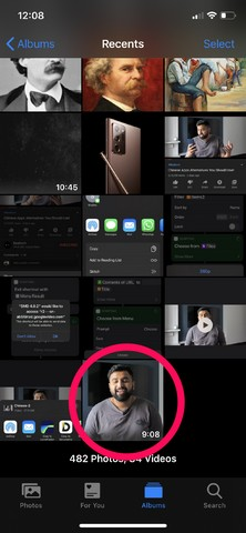 Download YT videos iPhone 9