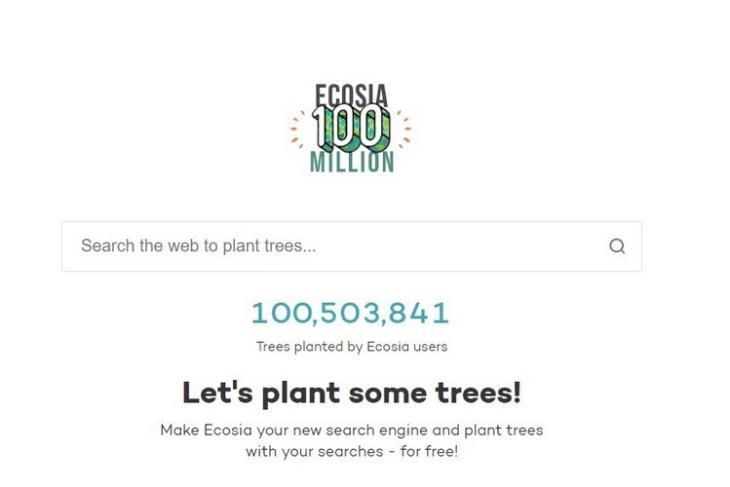 Ecosia feat.