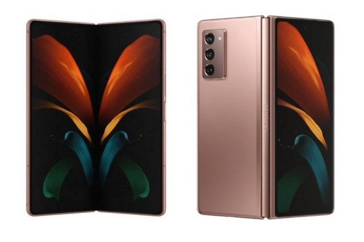 Download All The Galaxy Z Fold 2 Wallpapers Right Here Beebom