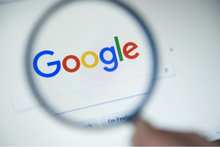 Google report feat.