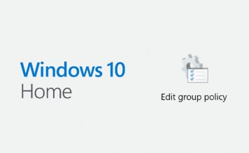 How to Enable Group Policy Editor on Windows 10 Home Edition