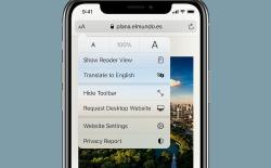 How to Translate Webpages in Safari on iPhone and iPad in 2020