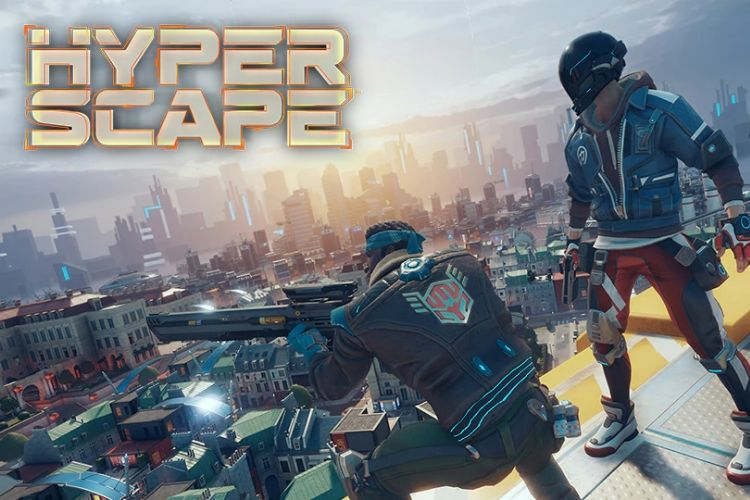 Ubisoft Officially Unveils Free-to-Play Battle Royale Hyper Scape