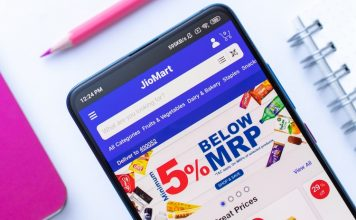 JioMart Hits 1 Lakh Downloads on Google Play Store