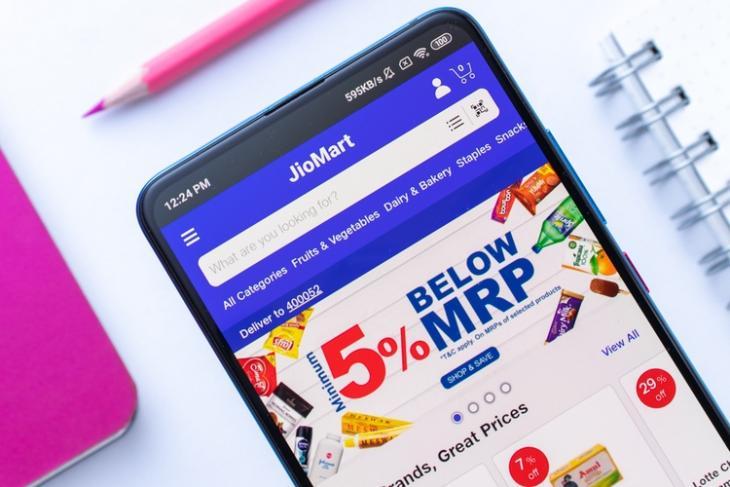 JioMart Hits 1 Lakh Downloads on Google Play Store