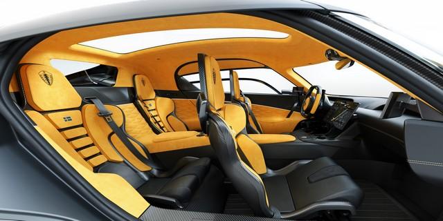 Koenigsegg gemera 1