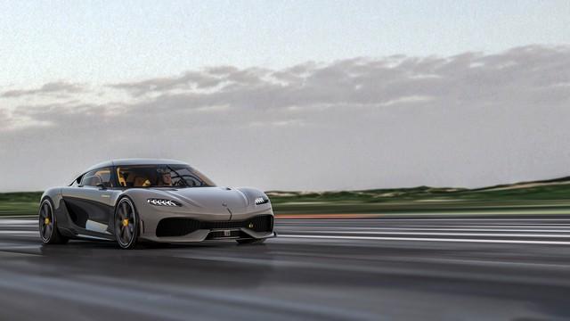 Koenigsegg gemera 4