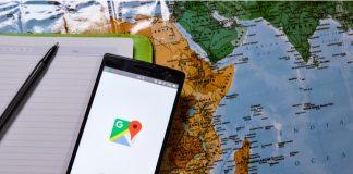 google maps community feed