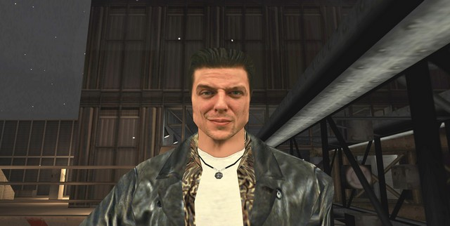 Max Payne S Writer Model Did The Face To Celebrate Game S Birthday