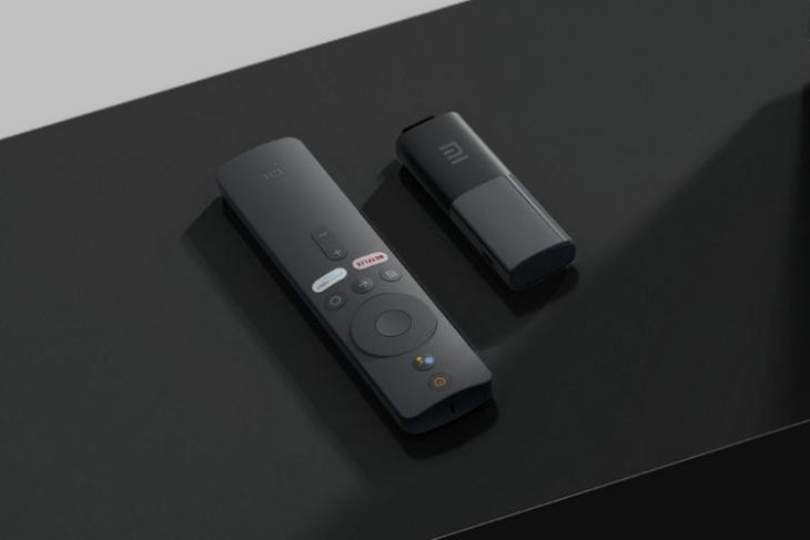 Mi TV Stick india launch