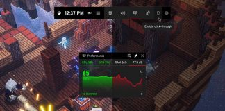 Microsoft Launches Xbox Game Bar Widget Store and Updates Game Bar