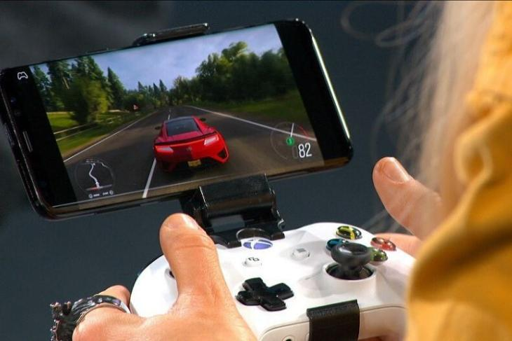Microsoft Xbox - Project xCloud game streaming