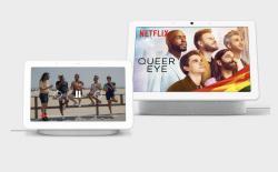 Netflix on Nest Hub