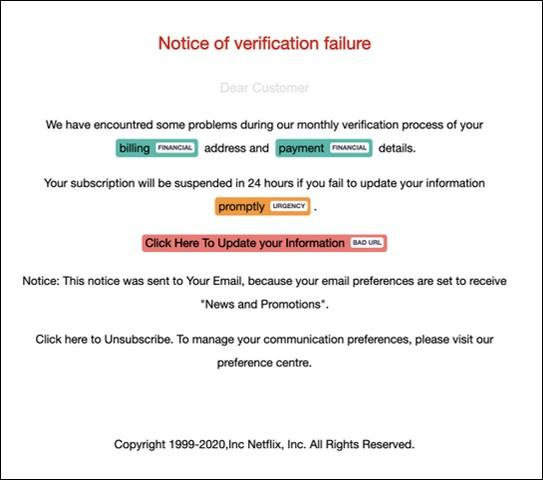 Netflix scam 2