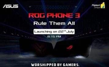 ROG Phone 3 India launch