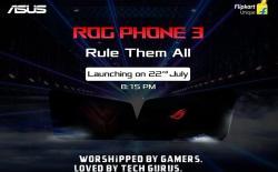 ROG Phone 3 India launch