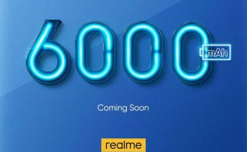Realme to Launch Phone with 6,000mAh Battery in Indonesia